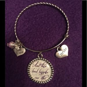 Jewelry - Handmade Silver Charm Bracelet